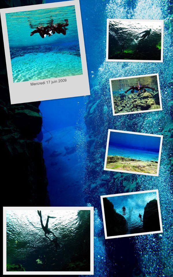 Voyage de noces en islande